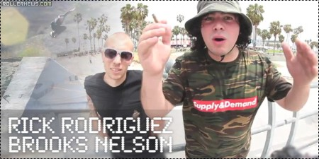 Rick Rodriguez & Brook Nelson