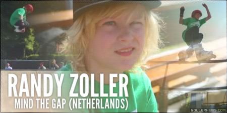 Randy Zoller (12): Mind the Gap Waalwijk (NL)