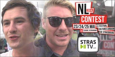 NL Contest 2014 (Strasbourg, FR): StrasTV Edit