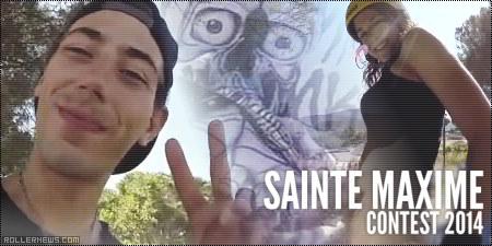 St Maxime Contest 2014 (France): Edit
