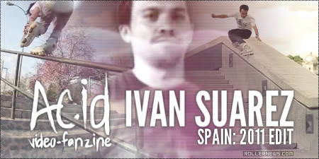 Ivan Suarez (Spain): Acid Video Fanzine, 2011 Edit