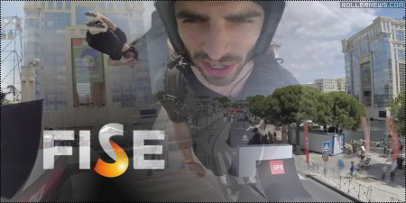 FISE World 2014 Montpellier: Slopetyle GoPro Preview by Dave Lang