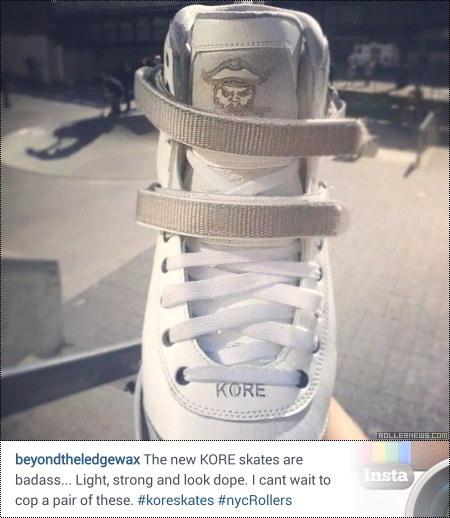 Kore Skates: White Edition