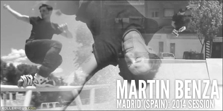 Martin Benza: Madrid (Spain): 2014 Session