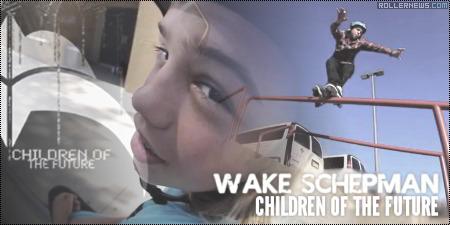 Wake Schepman: Razors, Children of the Future (2012)