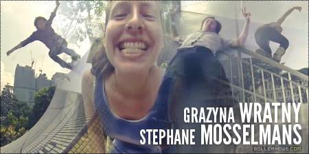 Grazyna Wratny & Stephane Mosselmans: Asia Trip