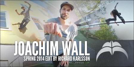 Joachim Wall (Sweden): Spring 2014 Edit