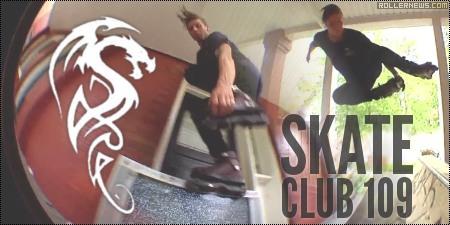 Skate Club 109 by David Sizemore