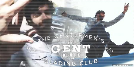 Anthony Medina: The Gentlemen's Blading Club