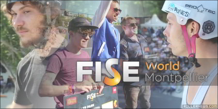 Fise World Montpellier 2014: Park Invitational