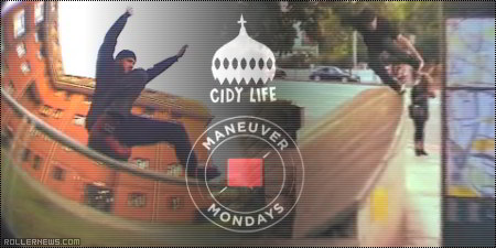 Valo Maneuver Mondays with Dan Stirling (Cidy Life)