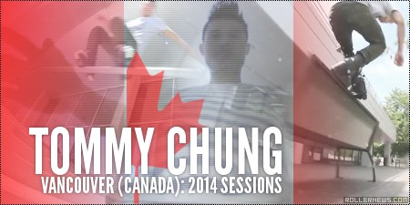 Tommy Chung (Canada): Girl you know it's true (2014)