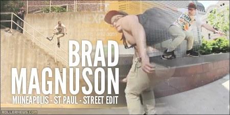 Brad Magnuson (Minneapolis): St. Paul, Street Edit