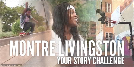 Montre Livingston: Your Story Challenge