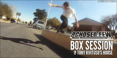 A Chosen Few: Box Session @ Tony Rivituso's house