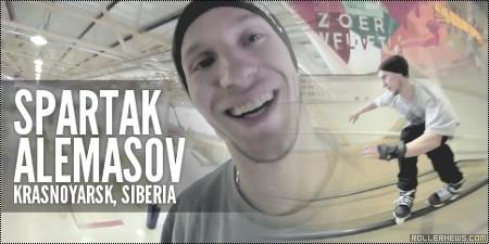 Spartak Alemasov (Razors Russia): G10 Park, 2014 Edit