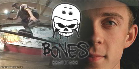 Alex Burston: #Yougobones, 2014 Edit