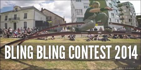 Bling Bling Contest 2014 (Nantes, France): Edit