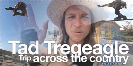 Tad Tregeagle: Blade Trip, 2014 Edit