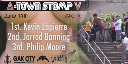 A-Town Stomp 2014 (Atlanta, Georgia): Edit