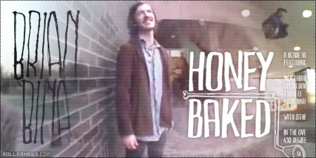 Brian Bina: Honey Backed Section (2010)