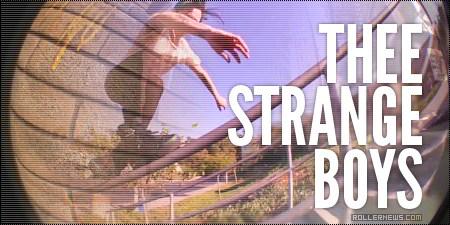 Thee Strange boys: 0001, Edit by Adam Brierley
