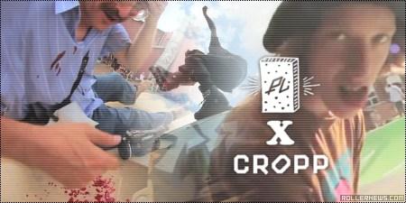 PLASTIK x CROPPmob (Moscow, Russia): Event, Edit