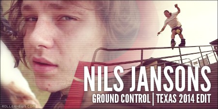 Nils Jansons: Ground Control, Texas 2014 Edit