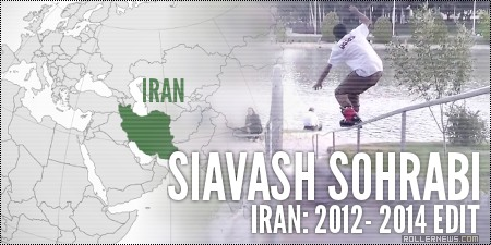 Siavash Sohrabi (Iran): 2012-2014 Edit