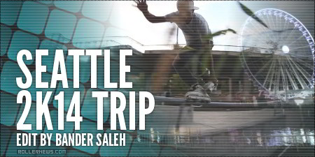Seattle Trip (2014) by Bander Saleh
