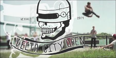 Delta City Open 2014 (Detroit: Haunted Edit
