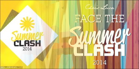 Face the Summerclash 2014 by Chris Luca