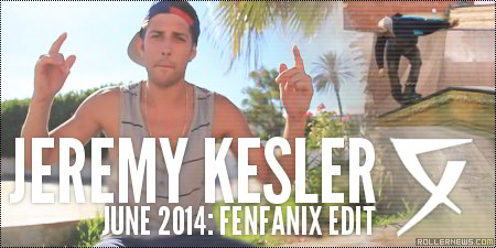 Jeremy Kesler (Belgium): short park edit (June 2014)