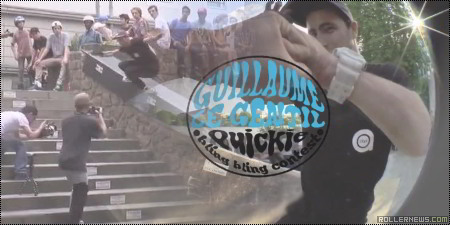 Guillaume le Gentil: Bling Bling Contest 2014 Quickie