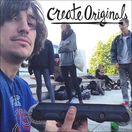 Create Originals: Soon