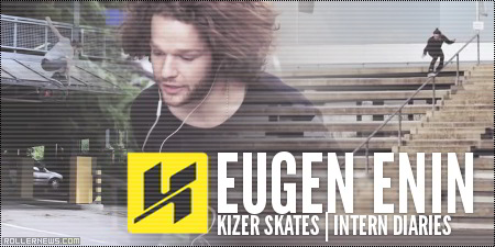 Eugen Enin: Kizer Skates, Intern diaries (2014)