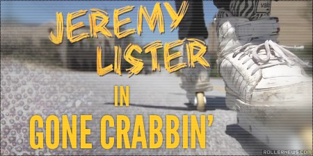 Jeremy Lister: Gone Crabbin by Mike Torres