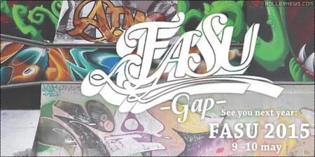 Fasu 2014 (Gap, France): Official Edit