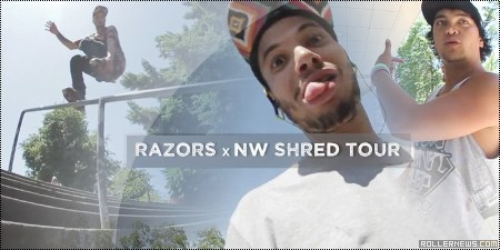 Dre Powell, Korey Waikiki: NW Shred Tour 2014, Edit by Max Manning