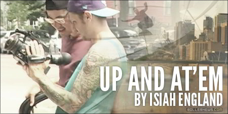 Kevin Yee: Up and at'em (2014) by Isiah England