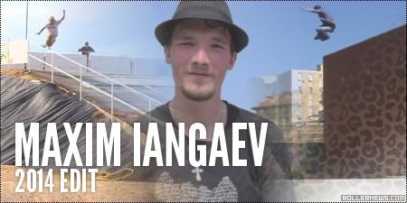 Maxim Iangaev (France): 2014 Edit