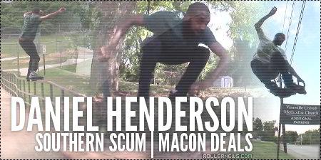 Daniel Henderson by Seth Lloyd (2014): Teaser