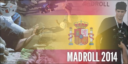 Madroll 2014 (Spain): Official Edit