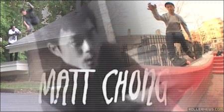 Matt Chong: 2014 Edit