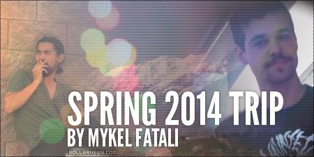 Spring 2014 Trip: Edit by Mykel Fatali