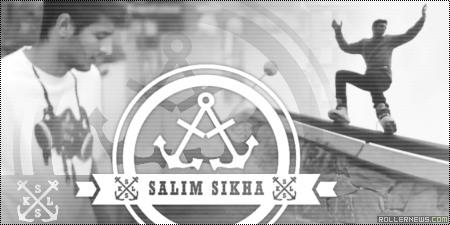 Salim Sikha (Strasbourg, France): Still Skating (2014)