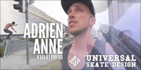 Adrien Anne in Kuala Lumpur (2014)
