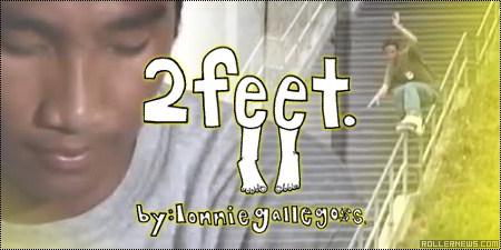 Michael Obedoza: 2feet Section by Lonnie Gallegos (2006)