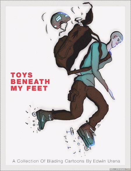 Toys Beneath My Feet by Edwin Urena