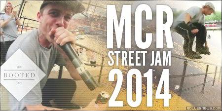 MCR Street Jam 2014 (Uk)